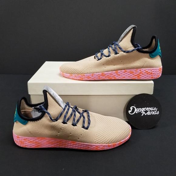 d96f80f7264bf Pharrell x Adidas Tennis Hu